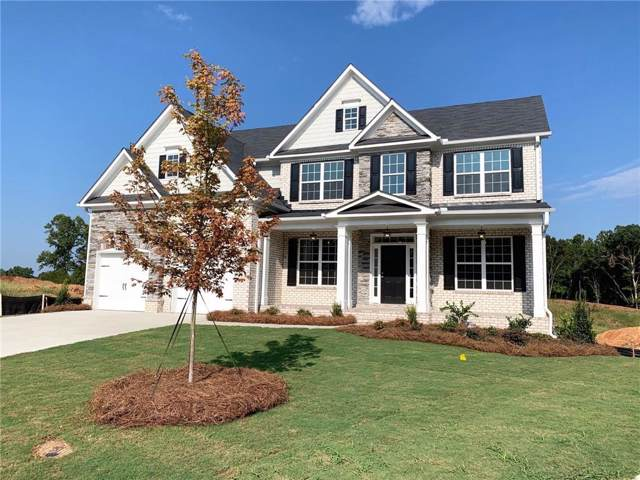 123 Crest Brook Drive, Holly Springs, GA 30115 (MLS #6619526) :: The Realty Queen Team