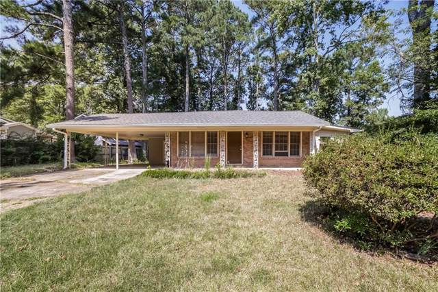 1003 Knightsbridge Road NW, Kennesaw, GA 30144 (MLS #6619528) :: Kennesaw Life Real Estate