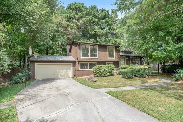 770 Lakestone Court, Roswell, GA 30076 (MLS #6619533) :: Kennesaw Life Real Estate