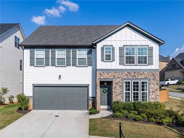 236 Amylou Circle, Woodstock, GA 30188 (MLS #6619540) :: The Heyl Group at Keller Williams