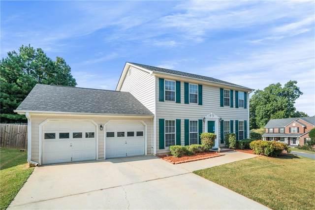 695 Madison Chase Drive, Lawrenceville, GA 30045 (MLS #6619559) :: North Atlanta Home Team