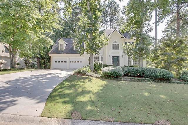 923 Grandview Way NW, Acworth, GA 30101 (MLS #6619561) :: North Atlanta Home Team