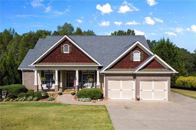 15 Captains Turn SE, Cartersville, GA 30121 (MLS #6619587) :: North Atlanta Home Team
