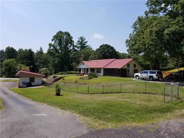 5420 A Highway 129 Highway N, Cleveland, GA 30528 (MLS #6619606) :: Rock River Realty