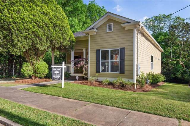 1736 Temple Avenue, College Park, GA 30337 (MLS #6619613) :: KELLY+CO