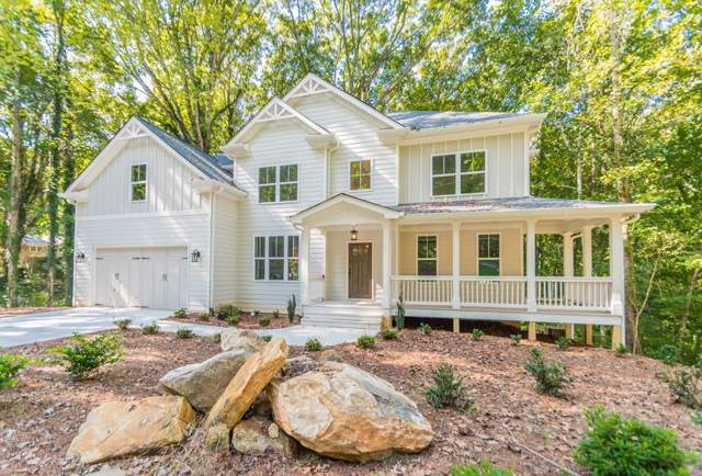 1700 Ridgefield Drive, Roswell, GA 30075 (MLS #6619639) :: North Atlanta Home Team