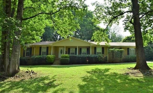 5548 Christi Drive, Douglasville, GA 30135 (MLS #6619673) :: Path & Post Real Estate