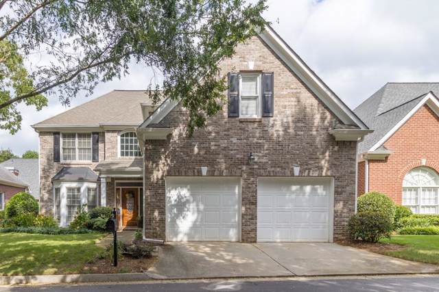 6265 Glen Oaks Lane, Sandy Springs, GA 30328 (MLS #6619683) :: Path & Post Real Estate