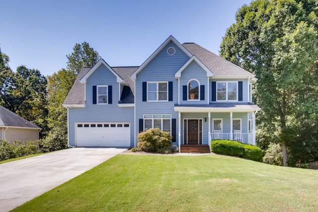 629 Springharbor Drive, Woodstock, GA 30188 (MLS #6619728) :: Kennesaw Life Real Estate