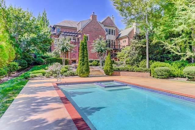 3802 Teesdale Court, Atlanta, GA 30350 (MLS #6619749) :: Rock River Realty