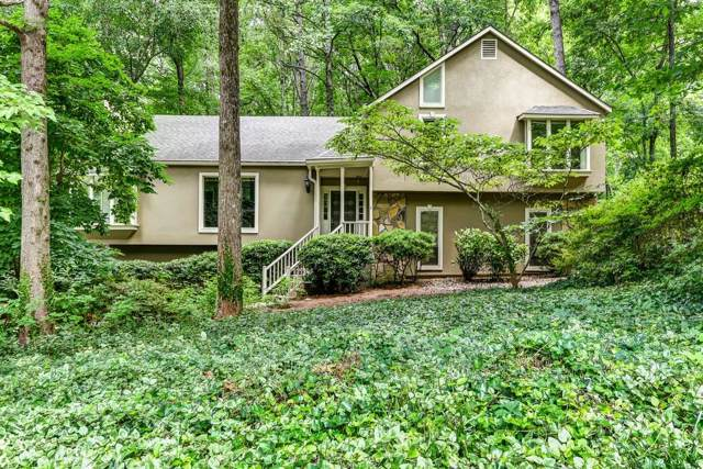 255 Wind Shadow Court, Roswell, GA 30075 (MLS #6619755) :: North Atlanta Home Team