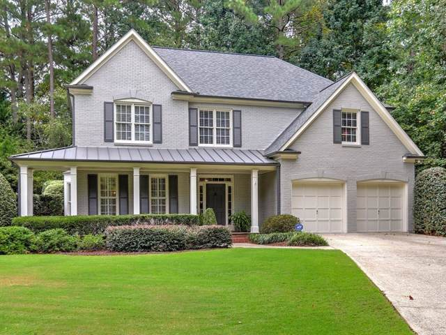 2035 Darien Park Drive, Roswell, GA 30076 (MLS #6619761) :: North Atlanta Home Team