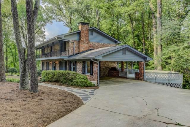 2439 Lauderdale Drive NE, Atlanta, GA 30345 (MLS #6619773) :: North Atlanta Home Team