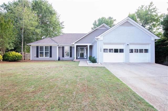 1384 Yorktown Drive, Lawrenceville, GA 30043 (MLS #6619783) :: The Heyl Group at Keller Williams