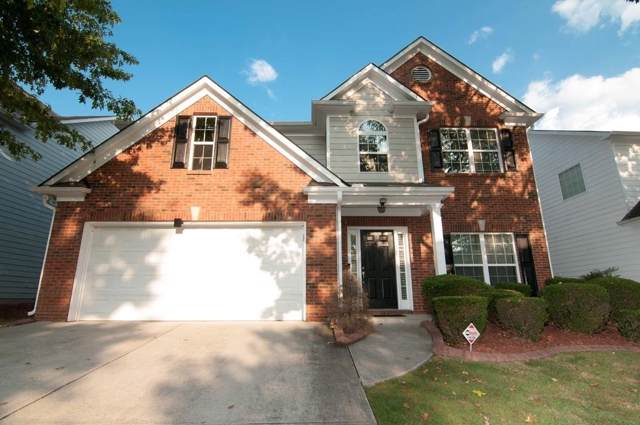 1222 Overview Drive, Lawrenceville, GA 30044 (MLS #6619797) :: The Heyl Group at Keller Williams