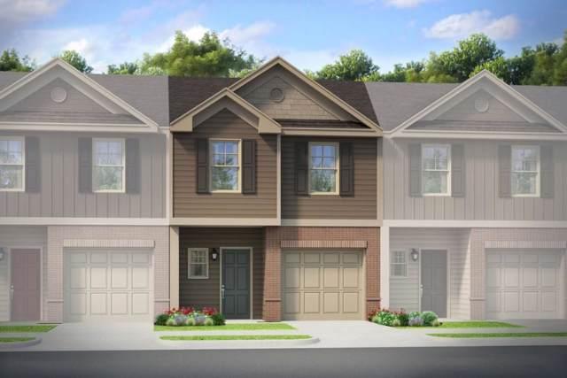 6002 Oak Bend Court #2, Riverdale, GA 30296 (MLS #6619814) :: RE/MAX Paramount Properties