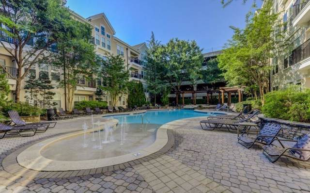 1850 Cotillion Drive #4322, Dunwoody, GA 30338 (MLS #6619828) :: Kennesaw Life Real Estate