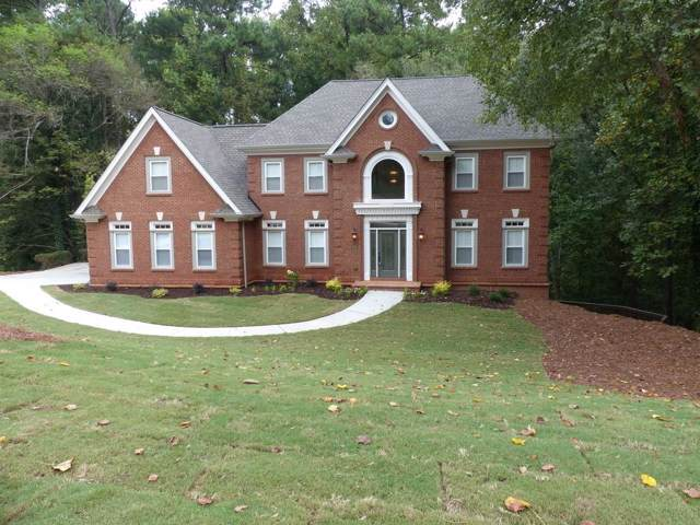 5900 Millstone Lane, Stone Mountain, GA 30087 (MLS #6619856) :: North Atlanta Home Team