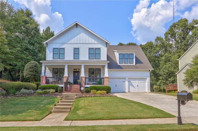 5807 Peacock Lane, Hoschton, GA 30548 (MLS #6619860) :: North Atlanta Home Team