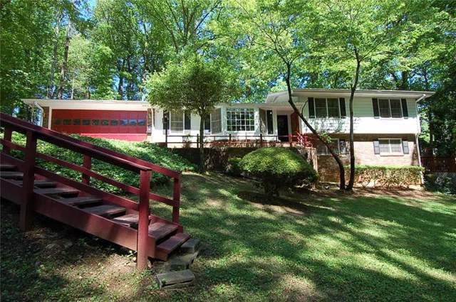 2196 Langdon Court, Decatur, GA 30035 (MLS #6619886) :: North Atlanta Home Team