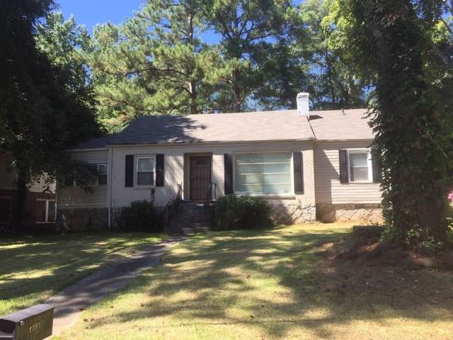 1301 Eastridge Road, Atlanta, GA 30311 (MLS #6619910) :: Kennesaw Life Real Estate