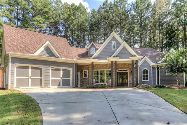 509 Brown Walk, Canton, GA 30115 (MLS #6619938) :: North Atlanta Home Team