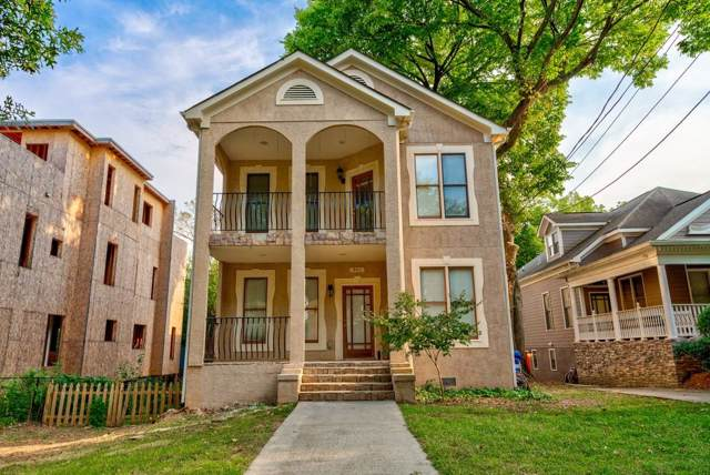 541 Angier Avenue NE, Atlanta, GA 30308 (MLS #6619945) :: North Atlanta Home Team