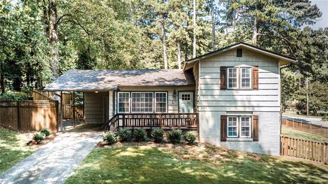 2101 Glenroy Drive SE, Smyrna, GA 30080 (MLS #6619962) :: Kennesaw Life Real Estate