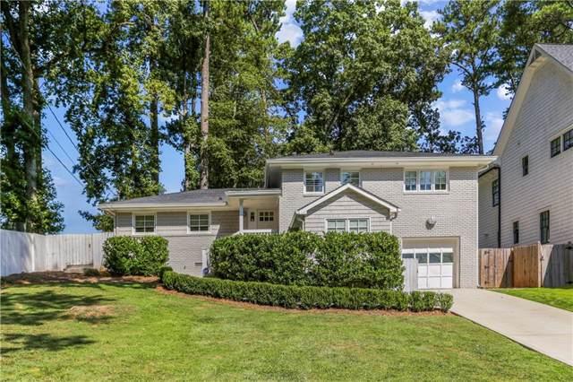 1308 Pasadena Avenue NE, Atlanta, GA 30306 (MLS #6620001) :: The Heyl Group at Keller Williams