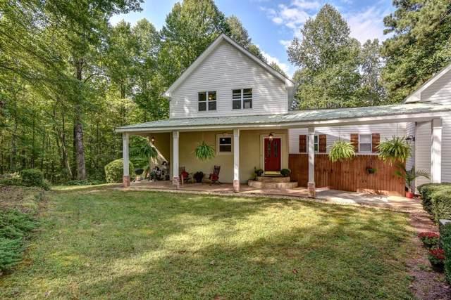 7850 Silver Creek Road, Dawsonville, GA 30534 (MLS #6620045) :: North Atlanta Home Team