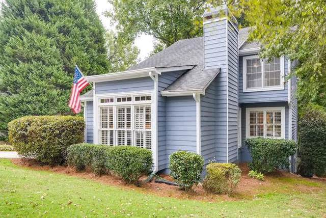 1081 Club Trace NE, Brookhaven, GA 30319 (MLS #6620050) :: The Hinsons - Mike Hinson & Harriet Hinson