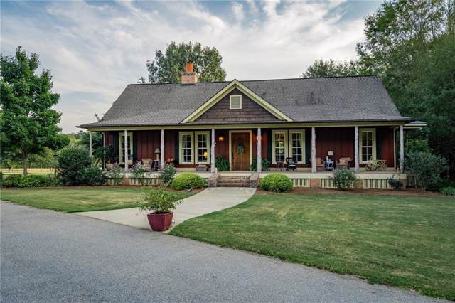235 Glades Road, Eatonton, GA 31024 (MLS #6620052) :: Iconic Living Real Estate Professionals