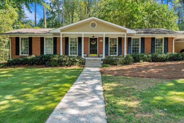 145 River Springs Drive, Sandy Springs, GA 30328 (MLS #6620058) :: North Atlanta Home Team