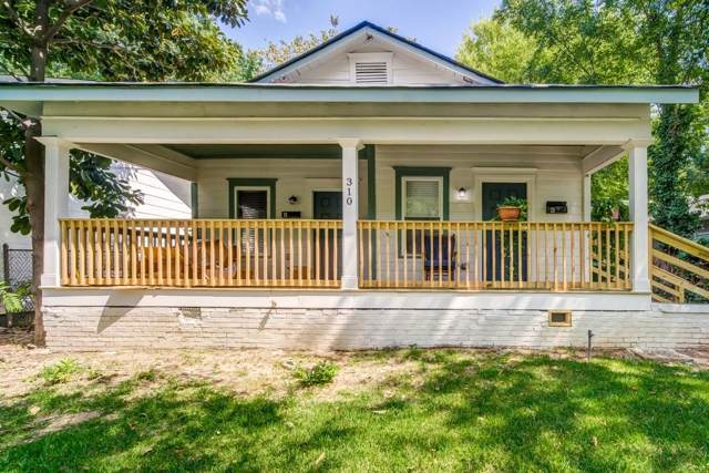 310 Dargan Place SW, Atlanta, GA 30310 (MLS #6620059) :: Charlie Ballard Real Estate