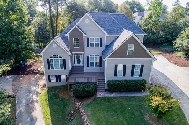 290 Knoll Woods Terrace, Roswell, GA 30075 (MLS #6620064) :: North Atlanta Home Team
