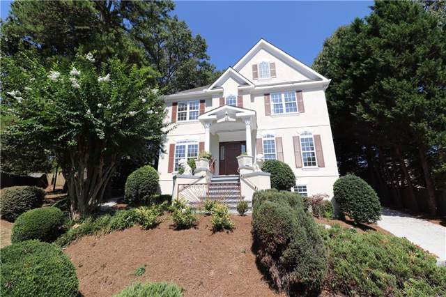 1019 Teakwood Cove, Lawrenceville, GA 30043 (MLS #6620114) :: North Atlanta Home Team