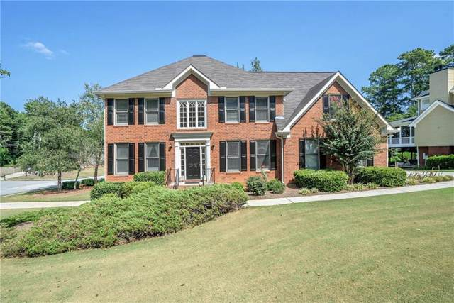 1350 Denmark Drive SW, Lilburn, GA 30047 (MLS #6620121) :: North Atlanta Home Team