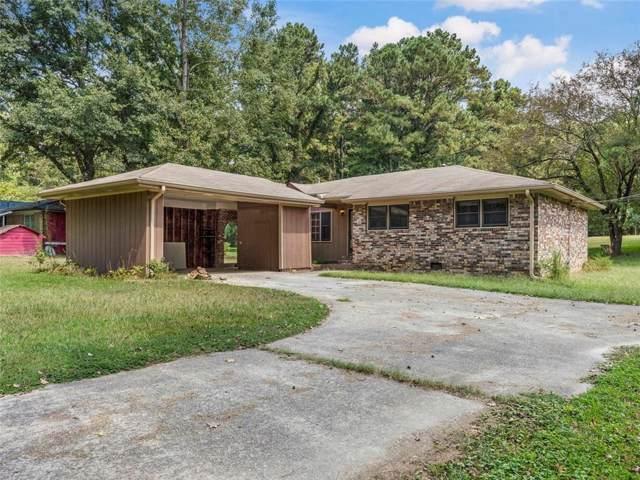 390 Dot Drive, Atlanta, GA 30349 (MLS #6620129) :: RE/MAX Paramount Properties