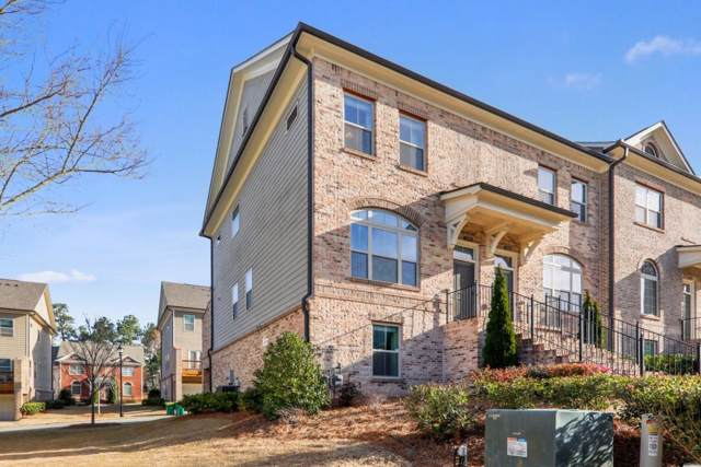 7460 Highland Bluff, Sandy Springs, GA 30328 (MLS #6620131) :: North Atlanta Home Team