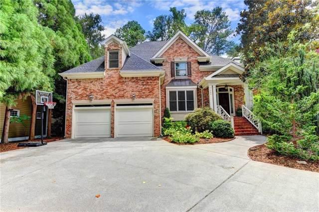 1466 Sylvan Circle NE, Brookhaven, GA 30319 (MLS #6620189) :: Kennesaw Life Real Estate