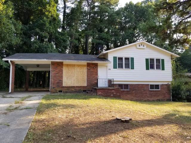 179 Oak Drive SE, Atlanta, GA 30354 (MLS #6620190) :: Kennesaw Life Real Estate