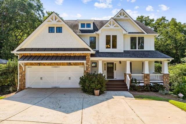 960 Church Street, Smyrna, GA 30080 (MLS #6620196) :: Kennesaw Life Real Estate