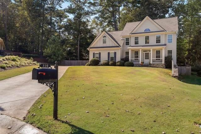 310 Mogie Lane, Acworth, GA 30102 (MLS #6620214) :: Kennesaw Life Real Estate