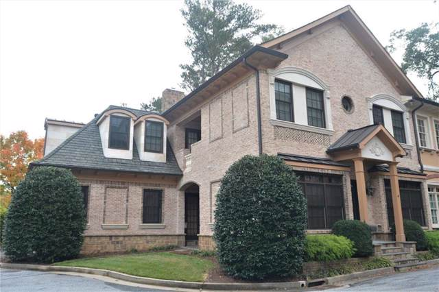 3113 Lenox Road NE #6, Atlanta, GA 30324 (MLS #6620227) :: The Butler/Swayne Team