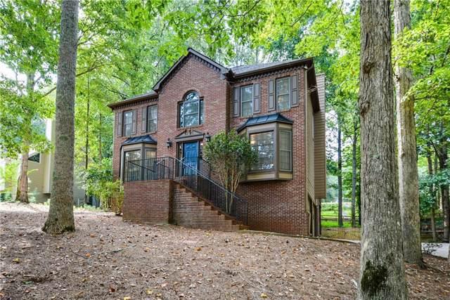 609 Pine Terrace, Canton, GA 30114 (MLS #6620233) :: The North Georgia Group
