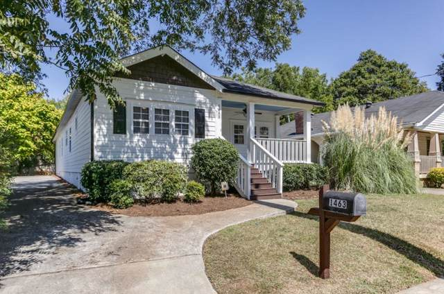 1463 Wadley Avenue, East Point, GA 30344 (MLS #6620240) :: North Atlanta Home Team