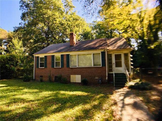 259 Whitaker Circle NW, Atlanta, GA 30314 (MLS #6620267) :: North Atlanta Home Team