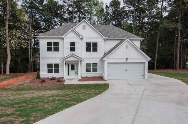 5911 Lanier Heights Circle, Buford, GA 30518 (MLS #6620271) :: North Atlanta Home Team