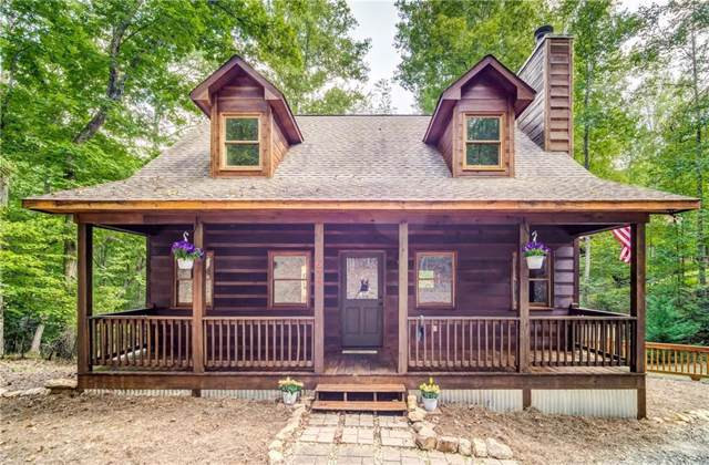 670 Acadia Drive, Ellijay, GA 30540 (MLS #6620285) :: North Atlanta Home Team