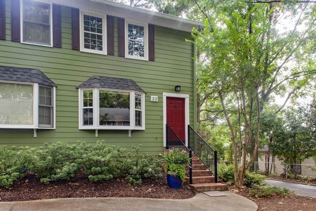 22 Holly Downs Court NW #22, Atlanta, GA 30318 (MLS #6620292) :: Kennesaw Life Real Estate
